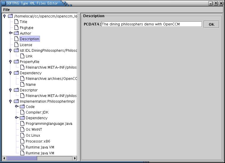 writing xml files: